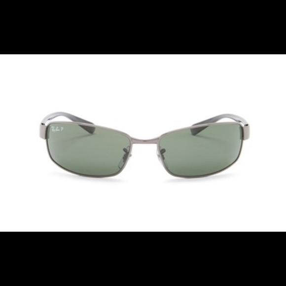 ec697b0960 Ray-Ban 62mm Rectangular Sunglasses